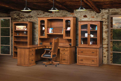 Jr Executive L Desk Colllection