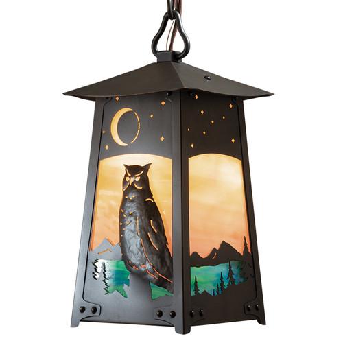 Owl hanging Pendant