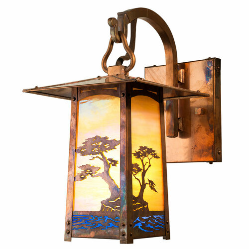 Monterey Cypress Hook Sconce