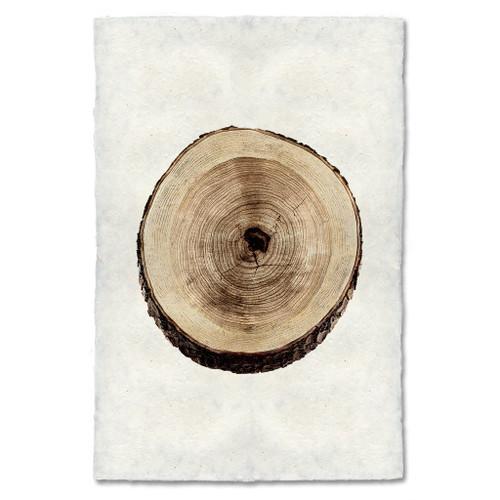 Cherry Ring Tree Print