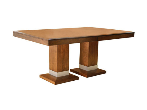 Riviera Double Pedestal Table