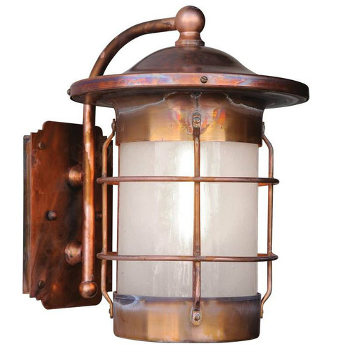 Balboa Fixed Arm Sconce