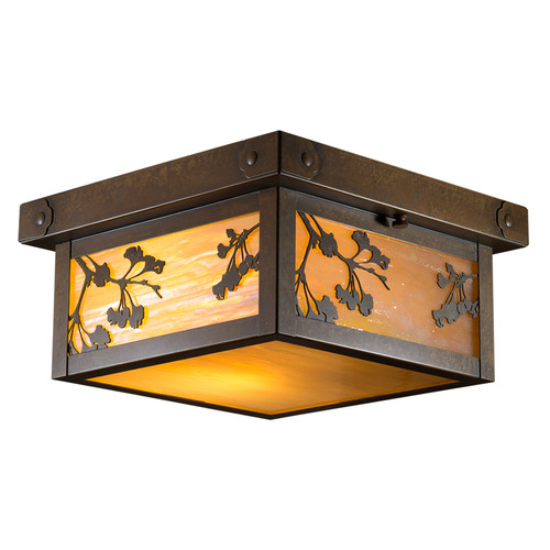 Brookdale Ginkgo Ceiling Mount