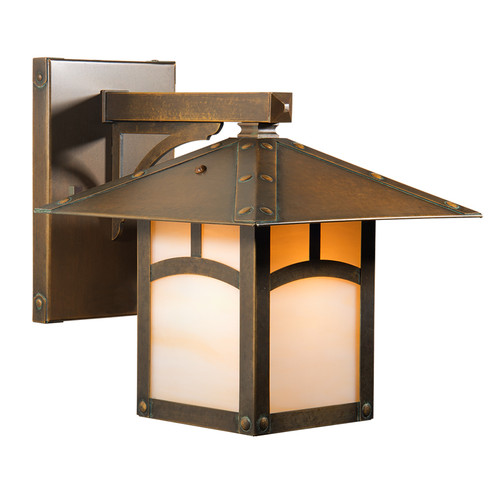 Brookdale Fixed Arm Sconce 493-8