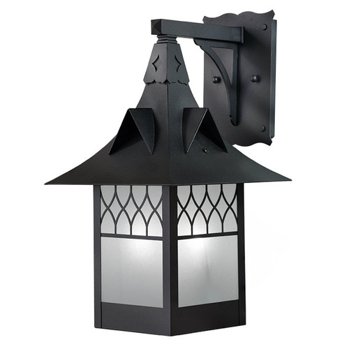 Bridgeview Fixed Arm Sconce