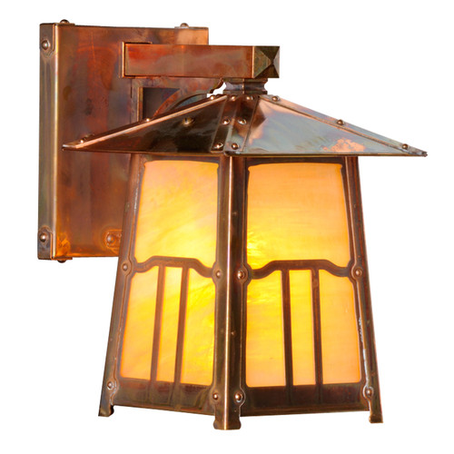 Poplar Glen Fixed Arm Sconce