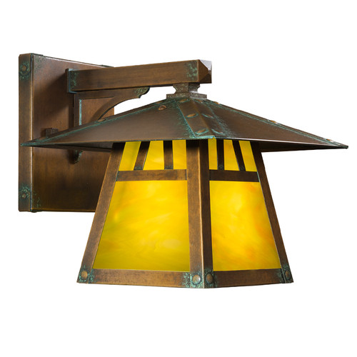 Palisades Fixed Arm Sconce