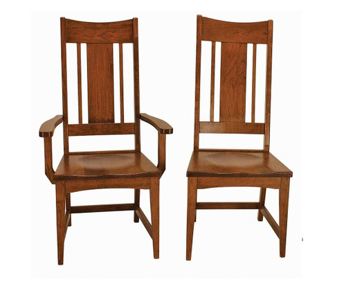 Mission Chairs 12420-12421