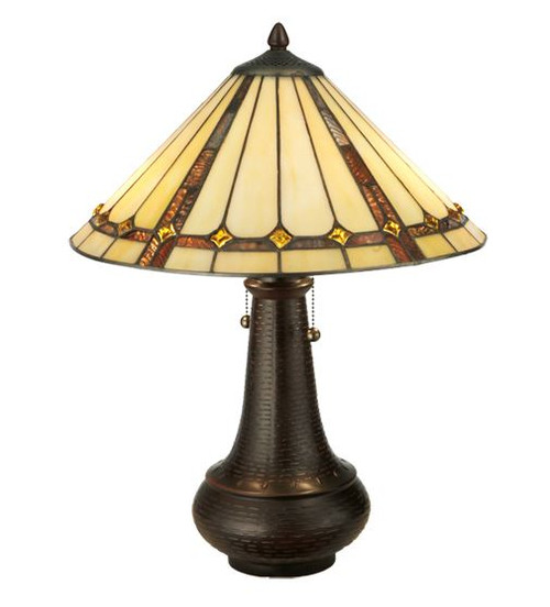 "22""H Belvidere Table Lamp 130743-M"