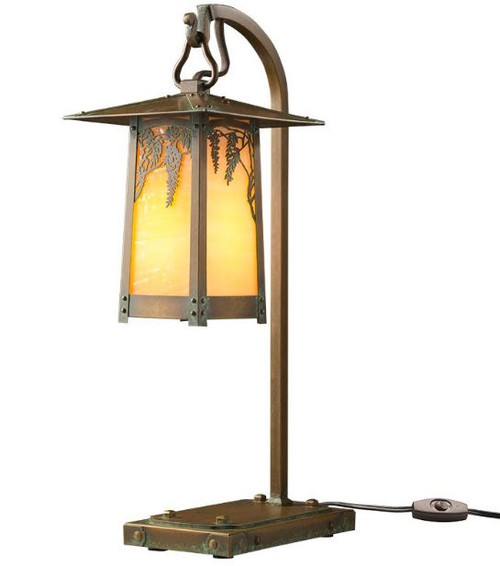 Wisteria Hook Arm Table Lamp