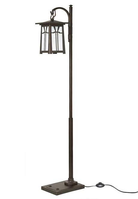 Waverley Hook Arm Floor Lamp