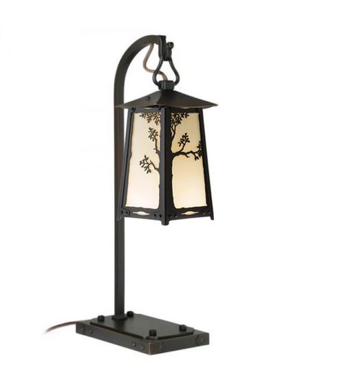 Tree Hook Arm Table Lamp