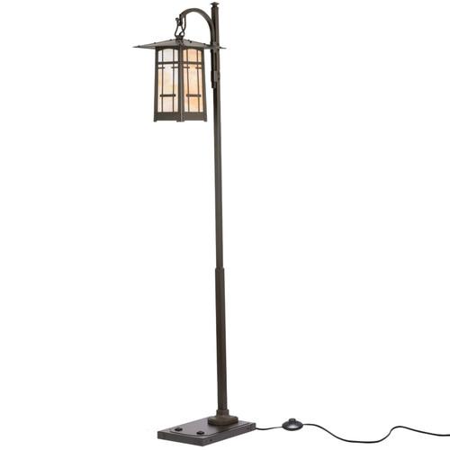 San Marino Hook Arm Floor Lamp