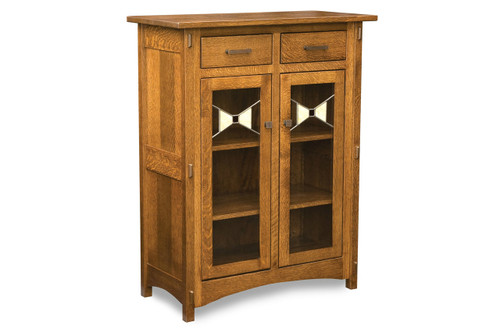 "Crestline 48""H Cabinet"