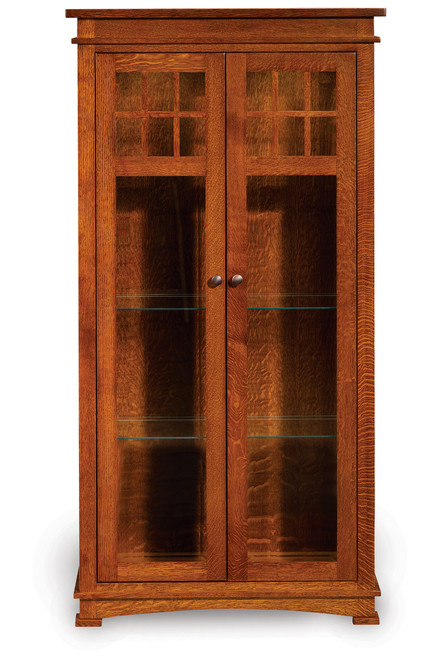 """Ethan 72""""H Mission Cabinet"""