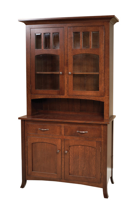 Biltmore 2 Door Hutch #1-2-SV