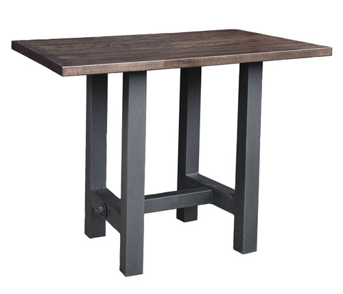 Boulder Creek Counter High Table BO30x48-36-SF