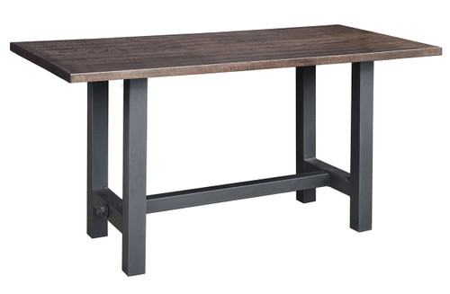 Boulder Creek Counter High Table BO36x72-36-SF
