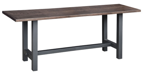 Boulder Creek Counter High Table BO36x84-36-SF