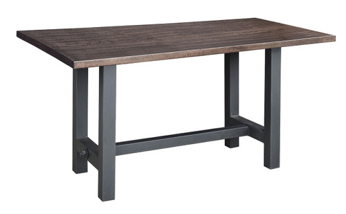 Boulder Creek Counter High Table BO42x72-36-SF