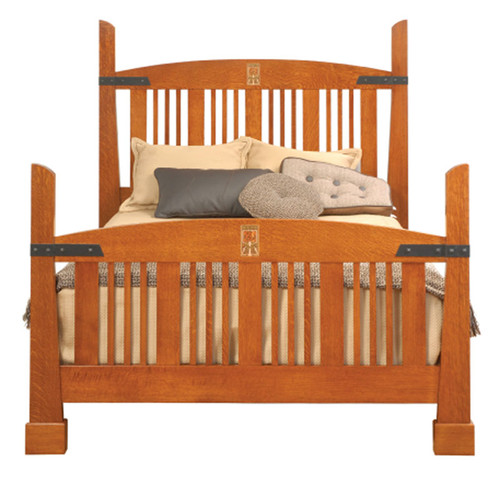 Hubbard Inlay Bed
