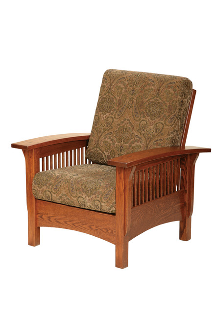Mission Morris Chair 84-ELM