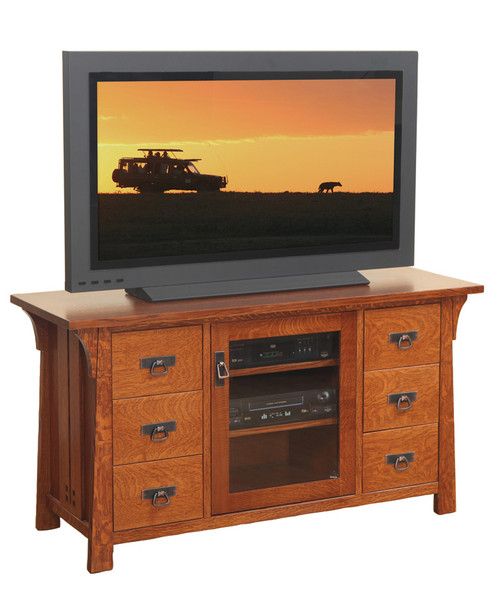 "56"" W Canterbury TV Stand 36-602-DDD-HOPE"