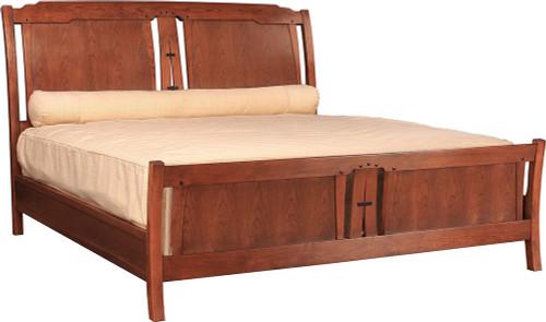 Pasadena Sleigh Bed