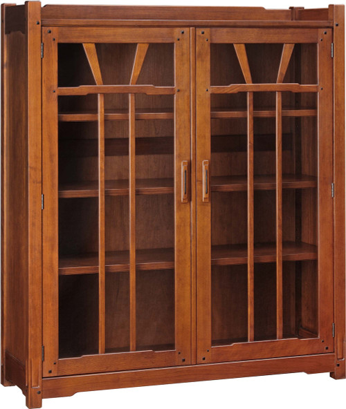 Gamble House Stickley Bookcase