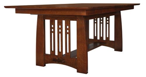 Highlands Stickley Trestle Table