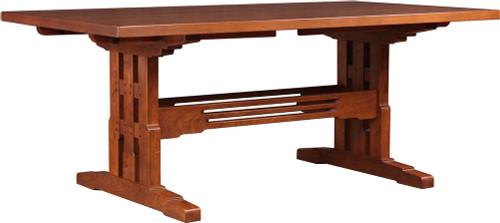 San Marino Stickley Trestle Table