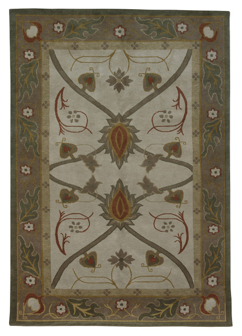 Cottage Garden Stickley Rug