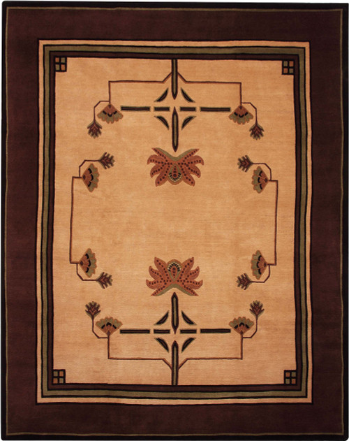 Dahlia Stickley Rug