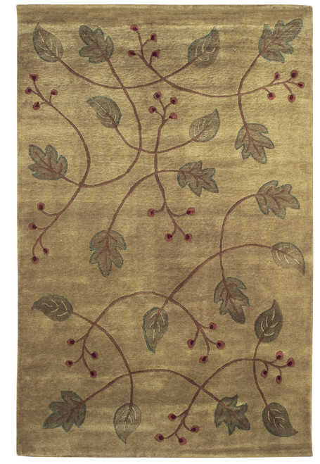 Falling Leaves Stickley Rug