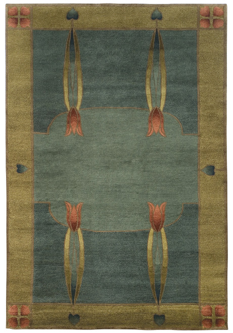 Monterey Mist Stickley Rug