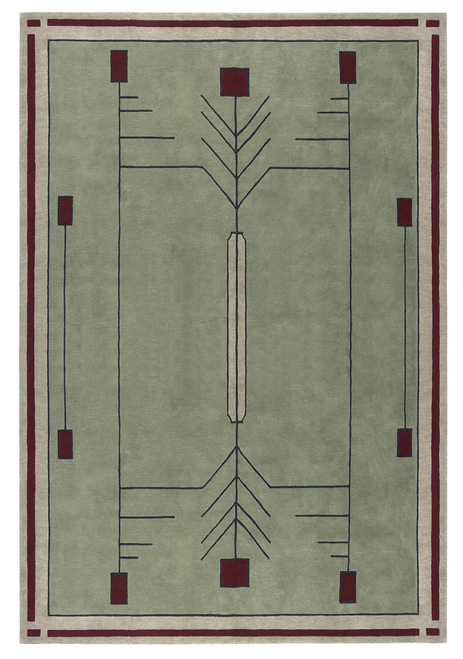 Prairie Stickley Rug
