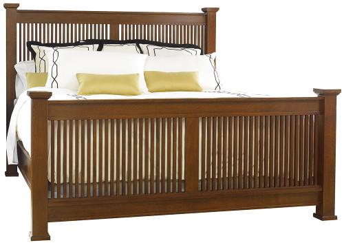Prairie Bed by Stickley