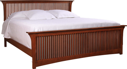 Spindle Bed by Stickley