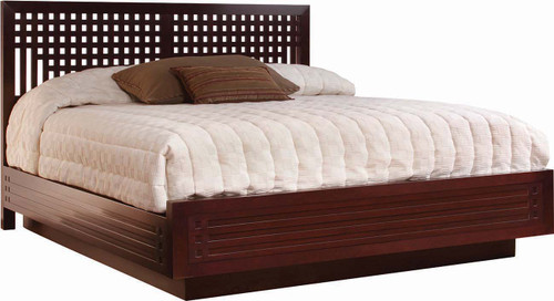 Glasgow Platform Bed by Stickley