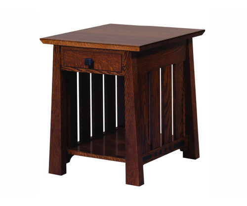 "Pasadena End Table 24""W   8X-3007-TC"