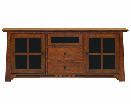 Pasadena 2-Door TV Console