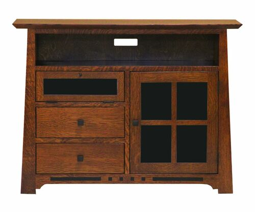 Pasadena One-Door TV Console