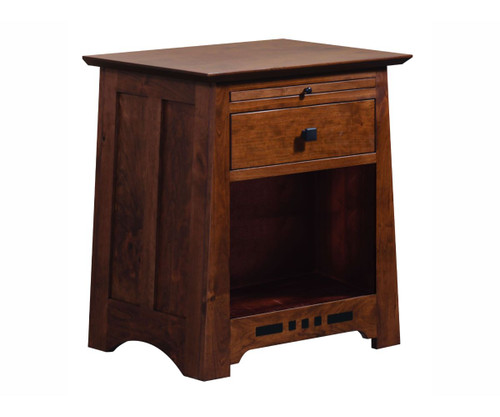 Pasadena Open Nightstand with Pullout