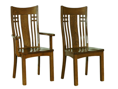 Liberty Mission Chairs Small Version Version 12434_12435-CD