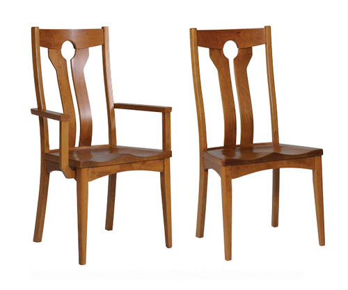 North Union Chairs 11636-11637