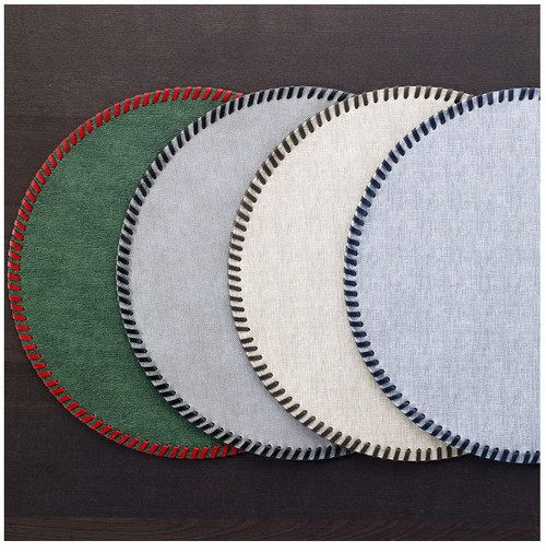 Whipstitch Placemats