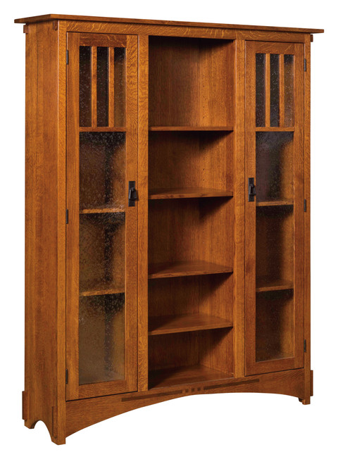 Mission Display Bookcase HDMB15-HB
