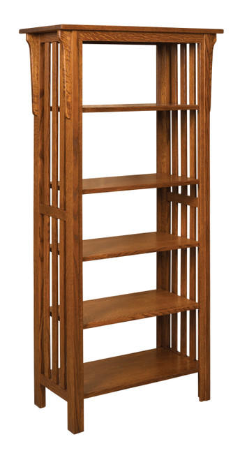 "Honeymaze 60""h Bookcase HHMAB36-HB"