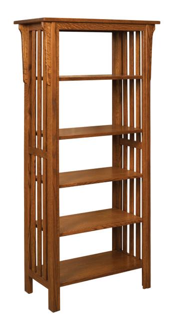 "Honeymaze 60""h Bookcase HHMAB36-HB"