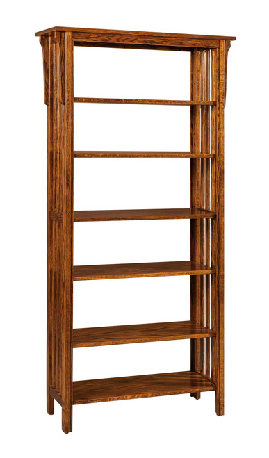 "Honeymaze 72""h Bookcase HHMAXL-HB"